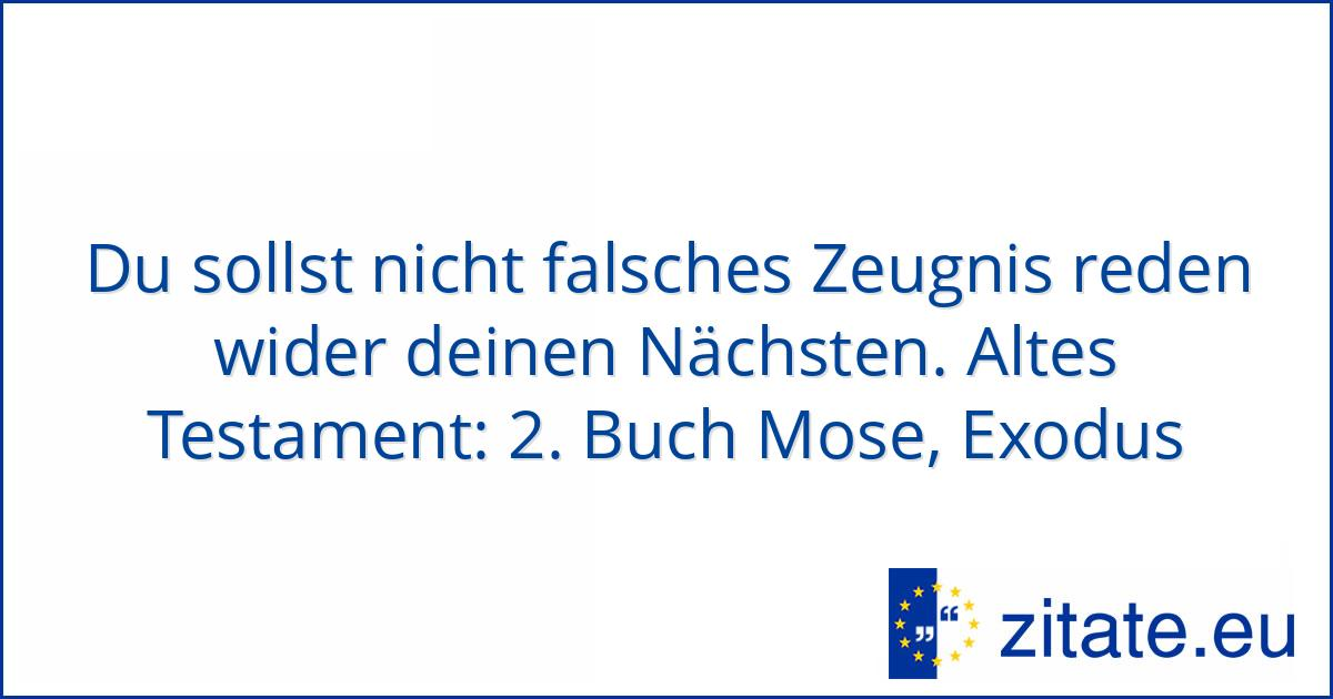 2. Buch Moses