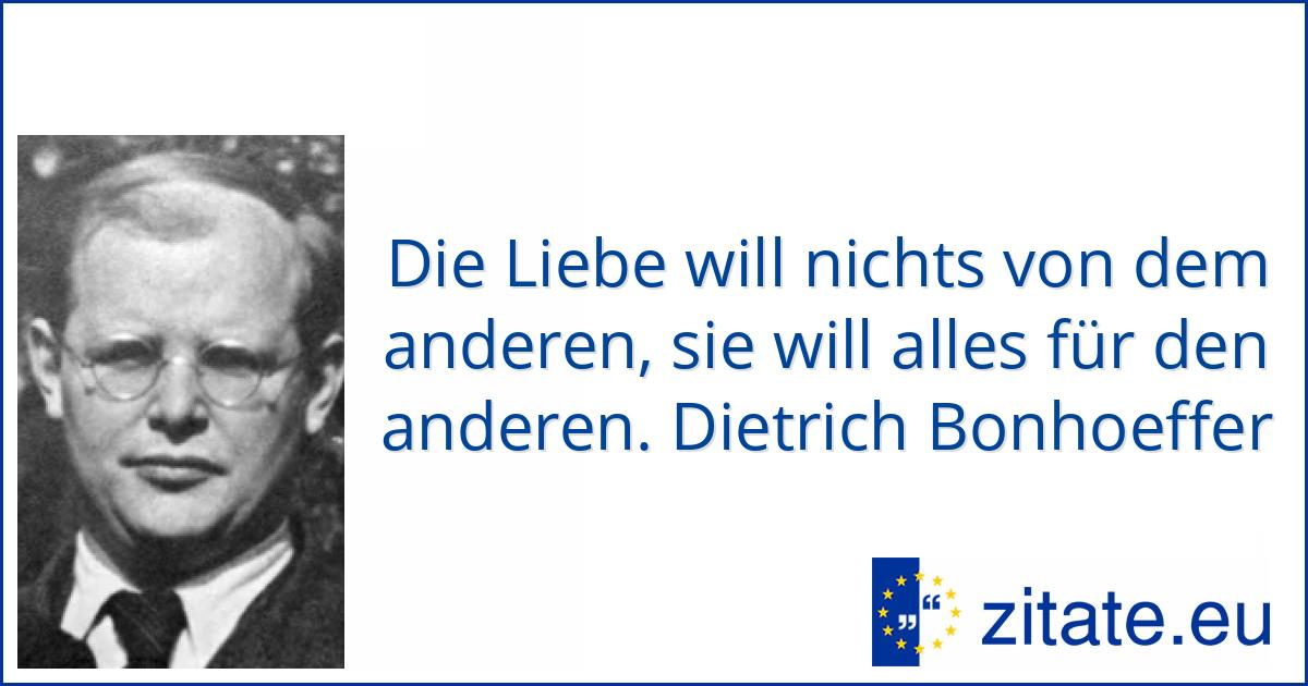 Bonhoeffer zitate