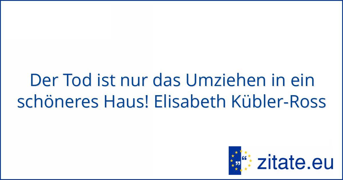 Elisabeth Kübler-Ross   zitate.eu