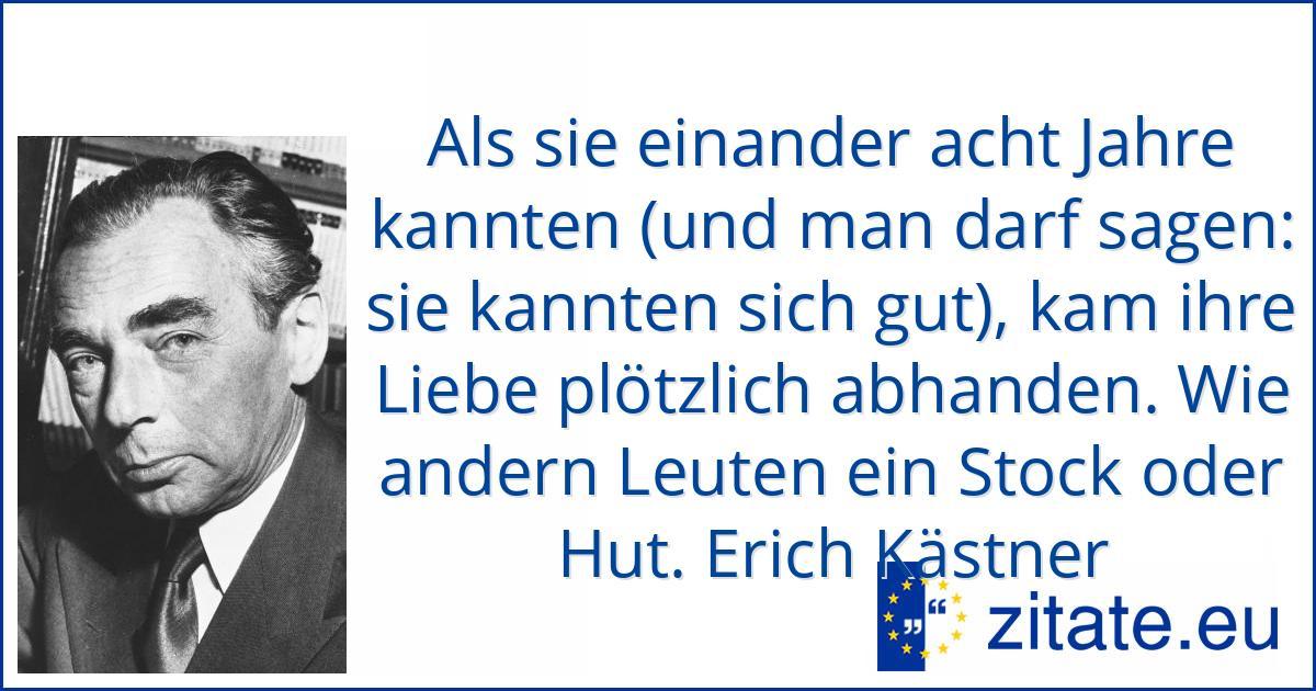 Erich Kästner | zitate.eu