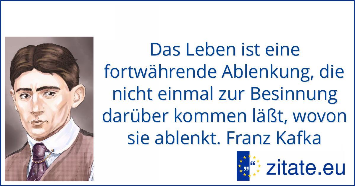 Franz Kafka | zitate.eu