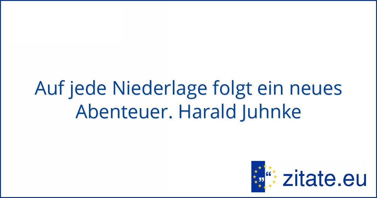 Harald Juhnke Zitate