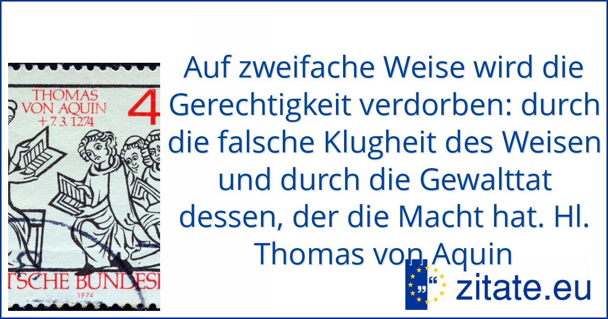 Namenstag Thomas Von Aquin
