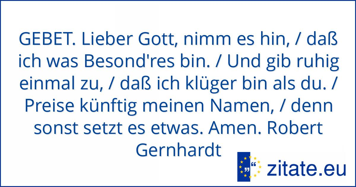 Robert Gernhardt   zitate.eu