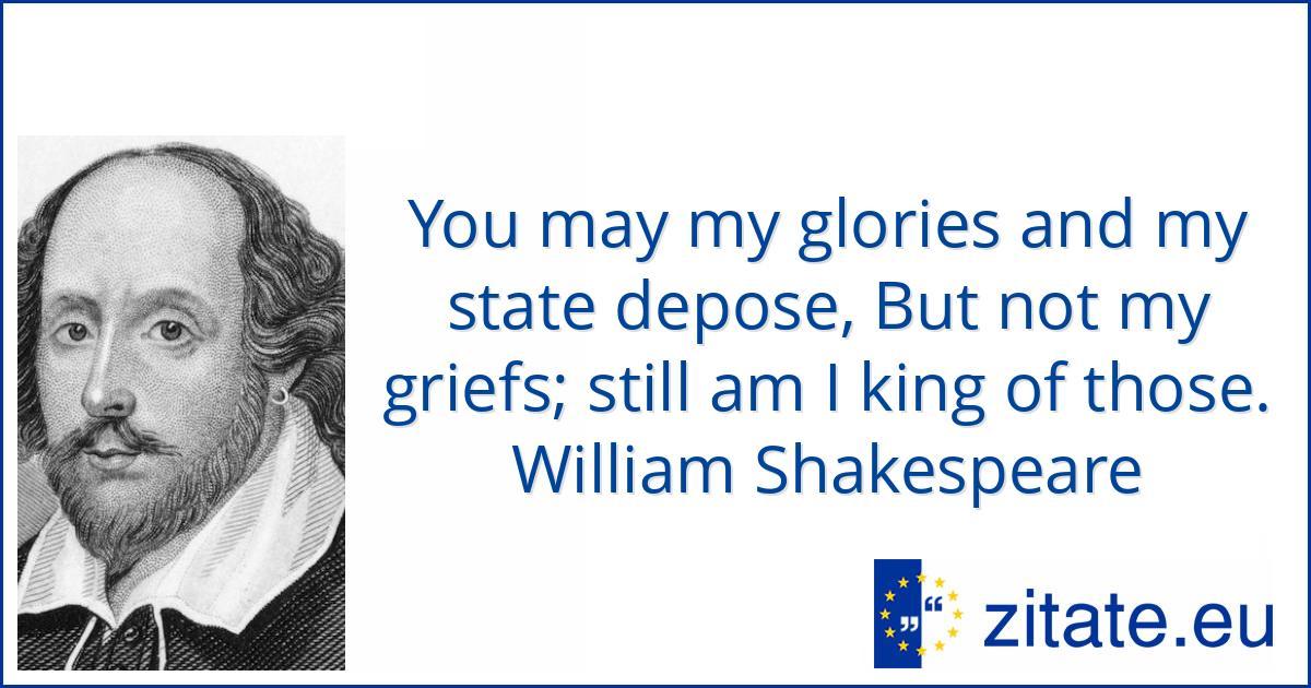 William Shakespeare | zitate.eu