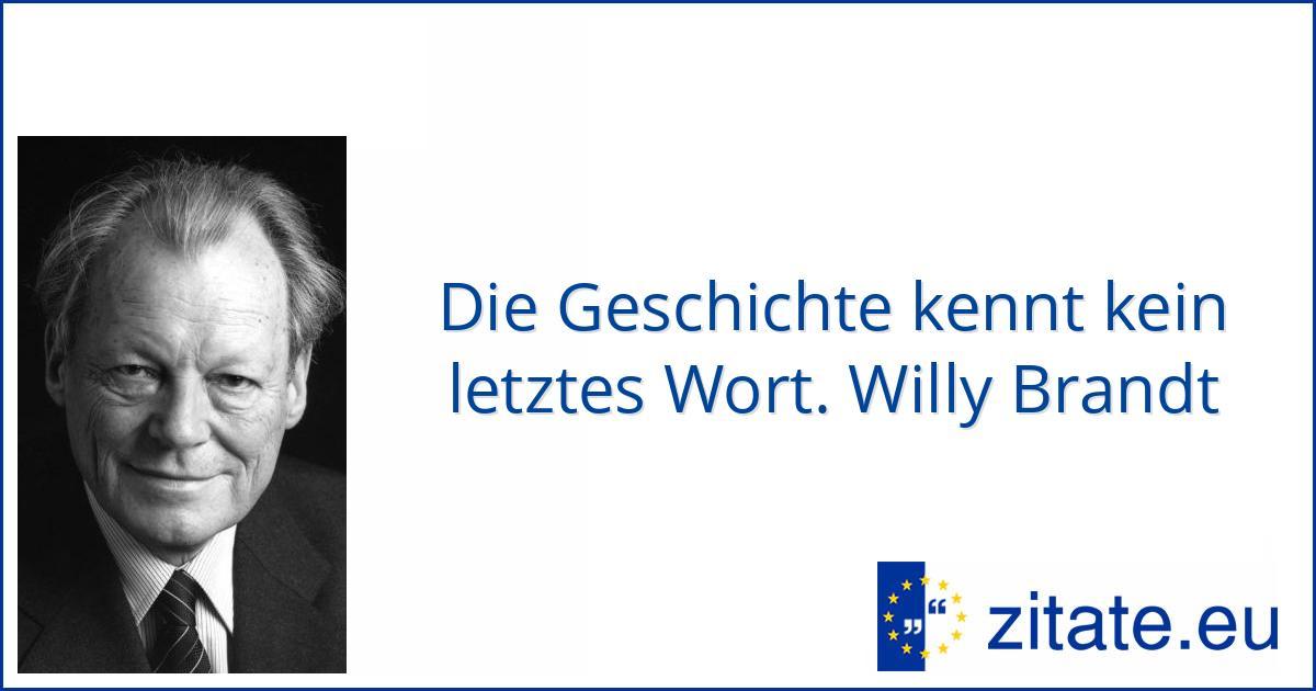willy brandt | zitate.eu