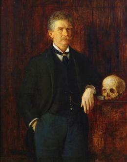 Ambrose Bierce - John Herbert Evelyn Partington [Public domain or Public domain], via Wikimedia Commons