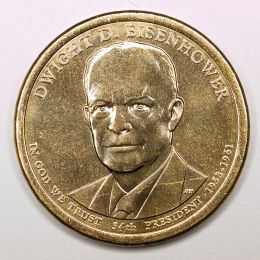 Dwight David Eisenhower - Frank L Junior/Shutterstock.com