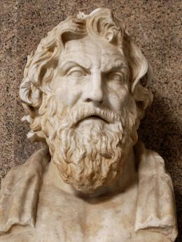 Antisthenes - See page for author [CC BY 3.0 (http://creativecommons.org/licenses/by/3.0)], via Wikimedia Commons