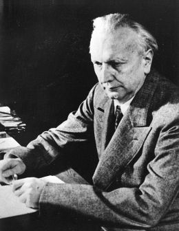 Karl Jaspers - By Unknown (Mondadori Publishers) [Public domain], via Wikimedia Commons