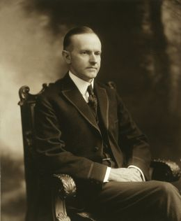Calvin Coolidge - Everett Historical/Shutterstock.com
