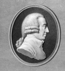 Adam Smith - Everett Historical/Shutterstock.com