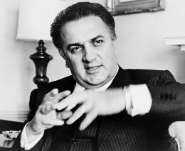 Federico Fellini - By Walter Albertin, World Telegram staff photographer [Public domain], via Wikimedia Commons