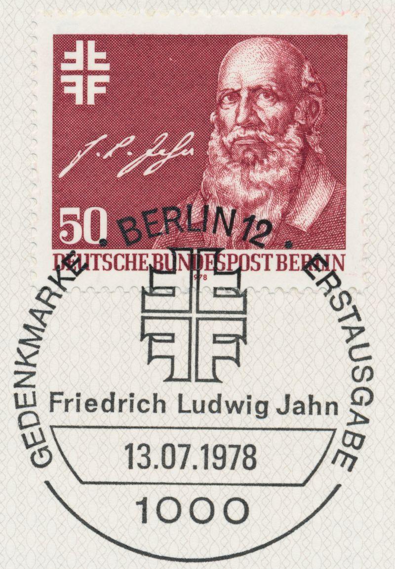 Friedrich Ludwig Jahn Zitateeu