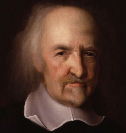 Thomas Hobbes - John Michael Wright [Public domain], via Wikimedia Commons