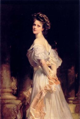 Lady Nancy Witcher Astor - John Singer Sargent [Public domain], via Wikimedia Commons