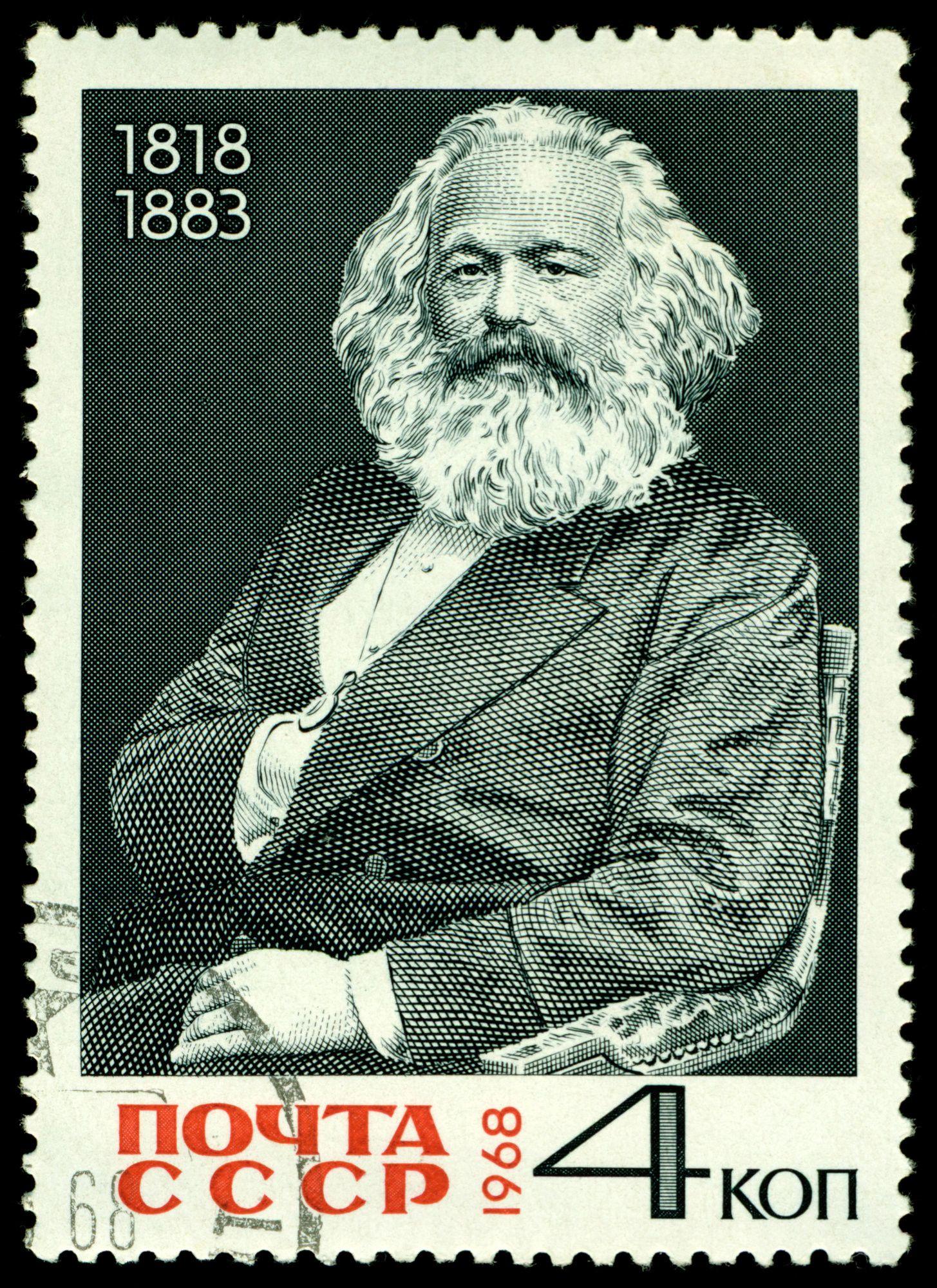 Karl Marx Zitate