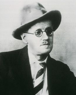 James Joyce - Everett-Art/Shutterstock.com
