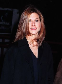 Jennifer Aniston - Featureflash Photo Agency/Shutterstock.com