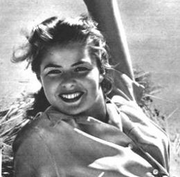 Ingrid Bergman - By U.S. Army (Yank, the Army Weekly) [Public domain], via Wikimedia Commons