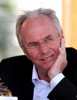 Sven-Göran Eriksson - By Doha Stadium Plus Qatar (Flickr: Sven Goran Eriksson) [CC BY 2.0 (http://creativecommons.org/licenses/by/2.0)], via Wikimedia Commons