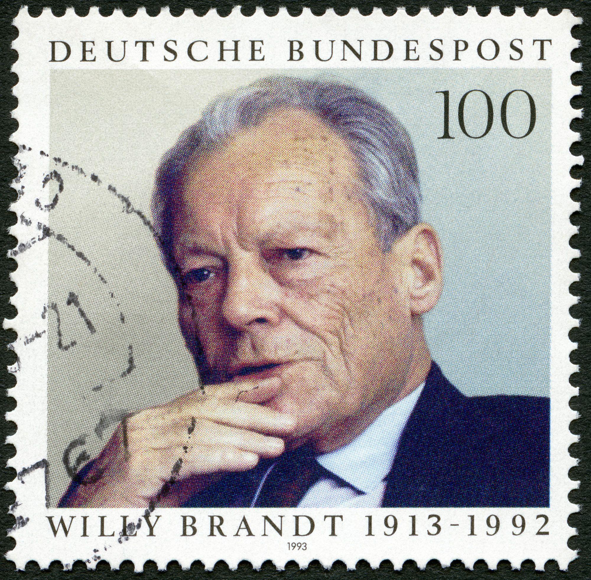 Willy Brandt Zitate Eu