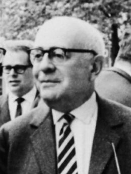 Theodor W. Adorno - By Jeremy J. Shapiro [GFDL (http://www.gnu.org/copyleft/fdl.html) or CC-BY-SA-3.0 (http://creativecommons.org/licenses/by-sa/3.0/)], via Wikimedia Commons