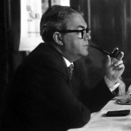 Max Frisch - By Metzger, Jack [CC BY-SA 4.0 (http://creativecommons.org/licenses/by-sa/4.0)], via Wikimedia Commons