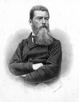 Ludwig Feuerbach - August Weger [Public domain], via Wikimedia Commons