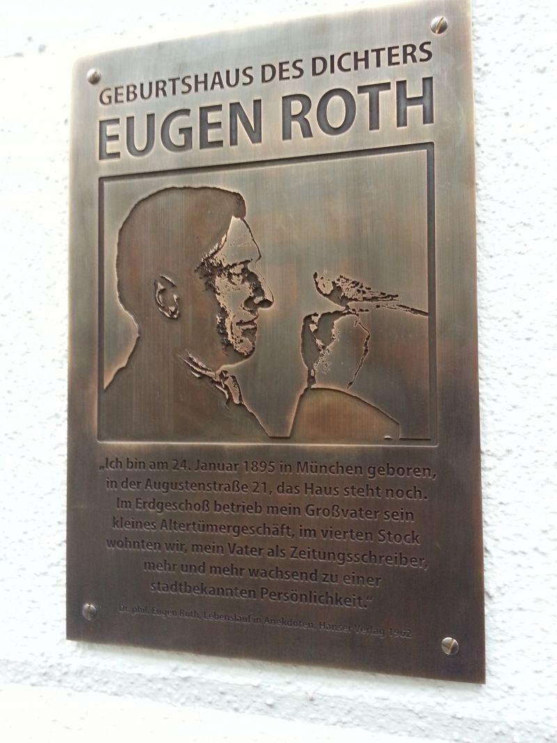 Eugen Roth Zitateeu