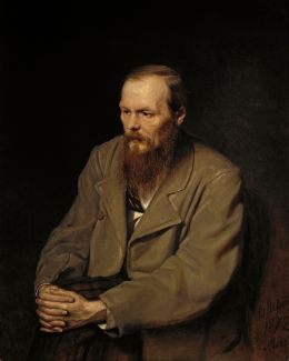 Fjodor Michailowitsch Dostojewski - Vasily Perov [Public domain], via Wikimedia Commons