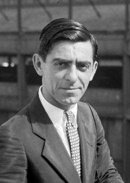 Eddie Cantor - See page for author [Public domain], via Wikimedia Commons
