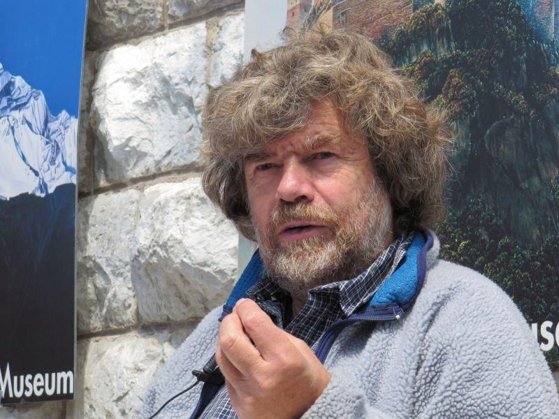 Reinhold Messner Jung