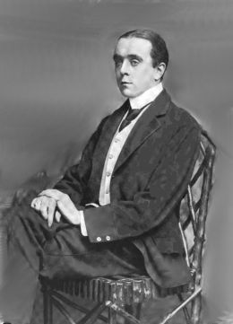 Sir Max Beerbohm - By Russell & Sons (The Critic Volume XXXIX (November 1901)) [Public domain], via Wikimedia Commons