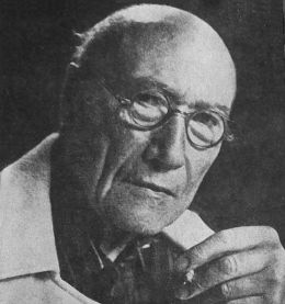André Gide - By unknow. uploader Claudio Elias [Public domain], via Wikimedia Commons