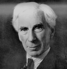 Lord Bertrand A. W. Russell - See page for author [Public domain], via Wikimedia Commons