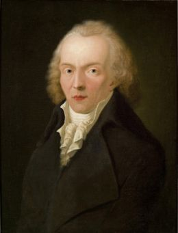 Jean Paul - By Heinrich Pfenninger (1749-c.1815) [Public domain], via Wikimedia Commons