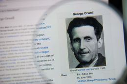 George Orwell - GongTo/Shutterstock.com