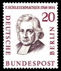 Friedrich Ernst Daniel Schleiermacher - By scanned by NobbiP (scanned by NobbiP) [Public domain], via Wikimedia Commons